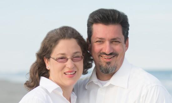 Jules professional couple shot close-up