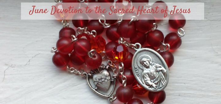 """""""Experiencing God's Mercy on the Feast of the Sacred Heart"""" by Tiffany Walsh (CatholicMom.com)"""