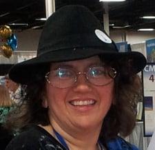 "Karina Fabian, author of ""Discovery"""