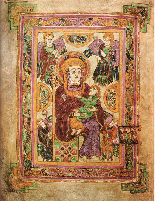 """""""Our Lady: Queen of Ireland"""" by Kate Towne (CatholicMom.com)"""