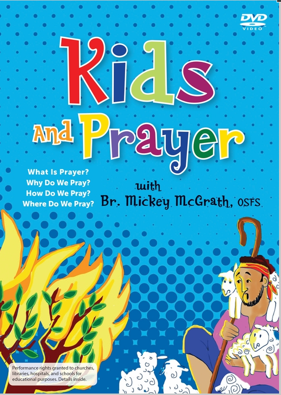 Kids and Prayer DVD Cover