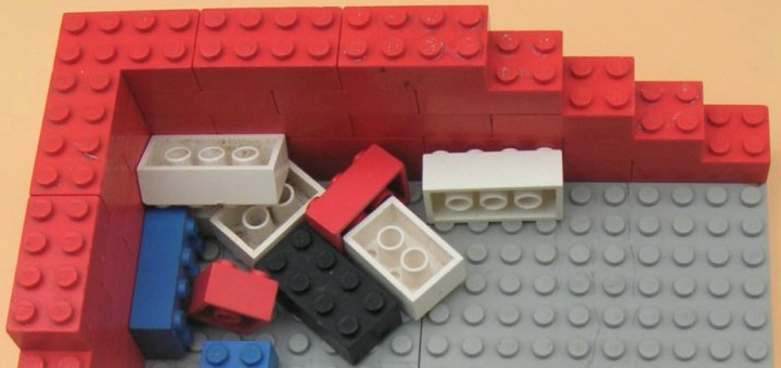 """""""The Lego Life"""" by Jake Frost (CatholicMom.com)"""