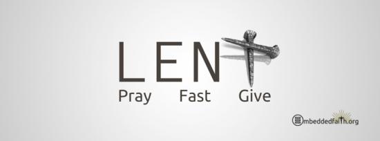 LENT FB Cover Embedded Faith