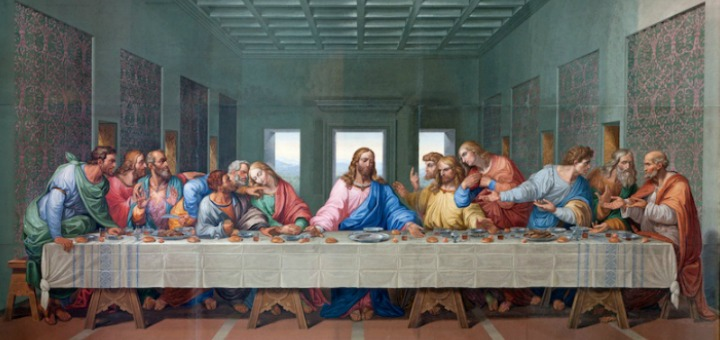 """Mass in the words Jesus spoke"" by Nancy HC Ward (CatholicMom.com)"