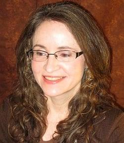 Theresa Linden, author