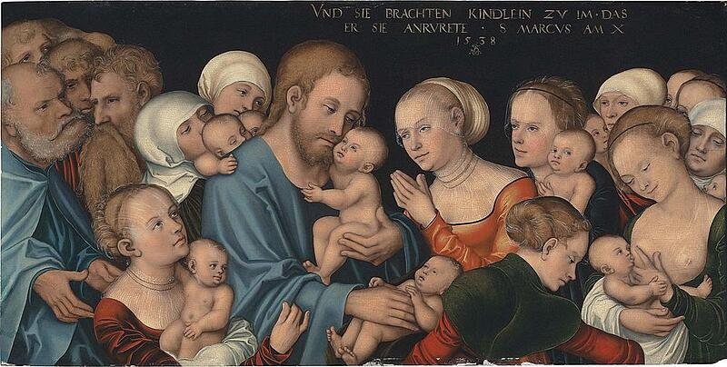 """""""You can become a baby whisperer with Christ"""" by Melanie Jean Juneau (CatholicMom.com)"""