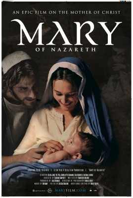 MARY OF NAZARETH - Theatrical movie poster