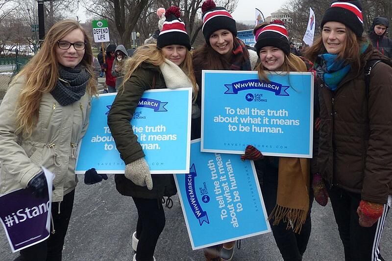 """""""50 Things to Do if You Can't March Tomorrow #marchforlife"""" by Sherry Antonetti (CatholicMom.com)"""