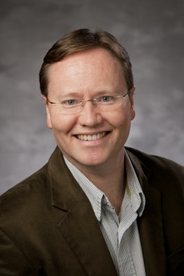 Dr. Mark Goodacre - Image courtesy of CNN, used with permission