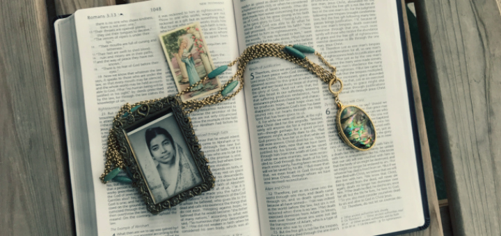 """Of memories, Mufasa and St. Martha"" by Rakhi McCormick (CatholicMom.com)"