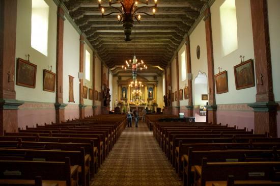 Mission Ventura Interior
