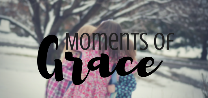 """""""Moments of grace"""" by Jeannie Ewing (CatholicMom.com)"""