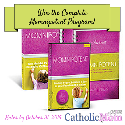 Momnipotent Giveaway