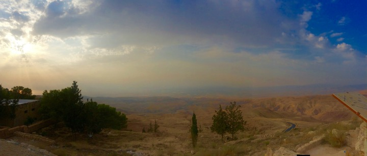 Mt Nebo view CM