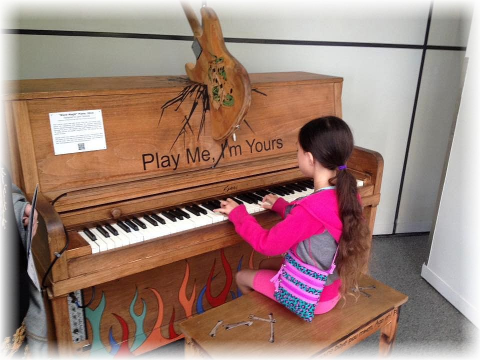 """""""Music brings heaven to earth"""" by Jay Cuasay (CatholicMom.com)"""