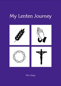 My Lenten Journey: Journal and Activity Book for Kids