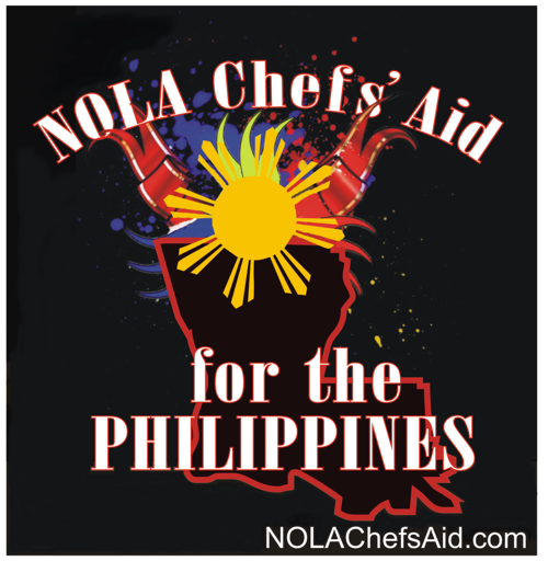 NOLA Chefs Aid for the Philippines December 16