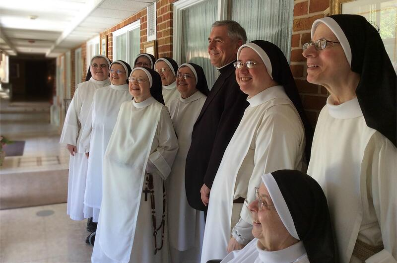 """""""Lancaster Dominican Nuns Offer Closer Look at Monastic Life"""" (CatholicMom.com)"""