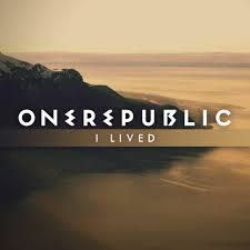Onerepublic I lived