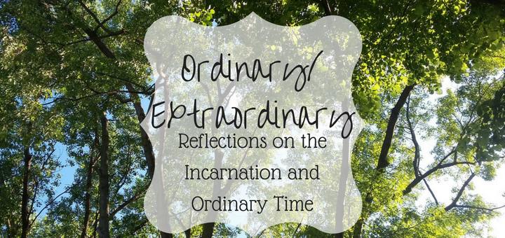"""""""Ordinary/Extraordinary"""" by Amanda Torres (CatholicMom.com)"""
