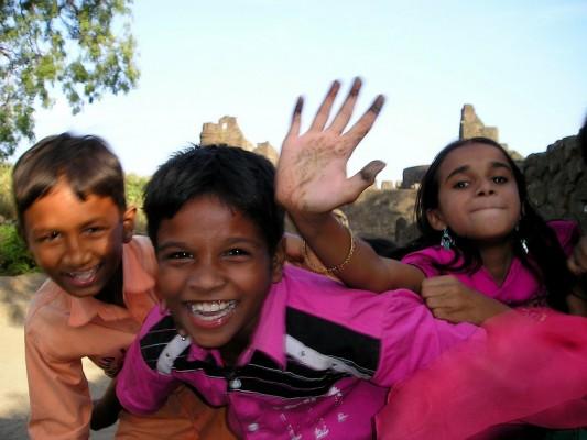 Our Children Radiate the Joy of the Gospel