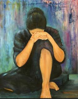 PaintingsbyCynthia.com grief