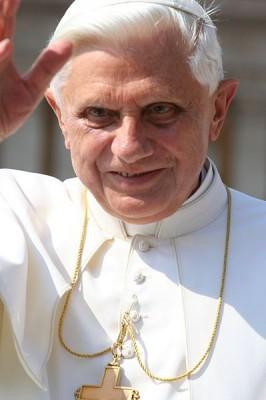 Pope Benedict XVI in 2006