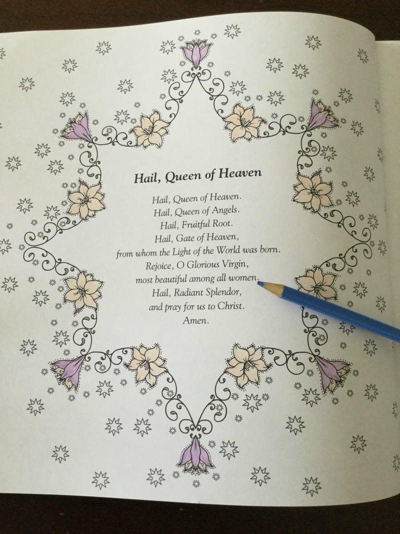 """2 coloring books from Pauline"" by Barb Szyszkiewicz for CatholicMom.com"