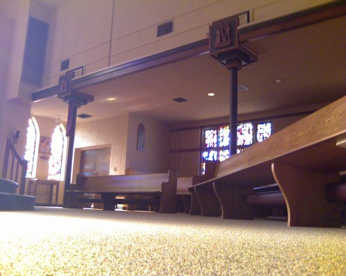 The View from My Pew