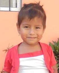 Danna is a precious three year old who loves cutting and coloring.