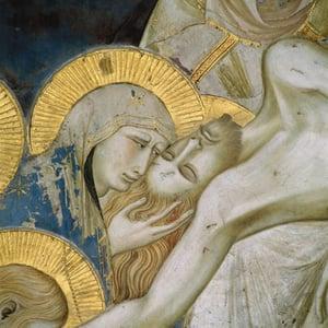 Pietro Lorencetti Fresco, Assisi Basilica, 1310-1329
