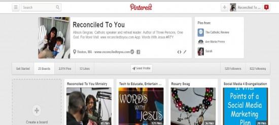 PinterestScreen