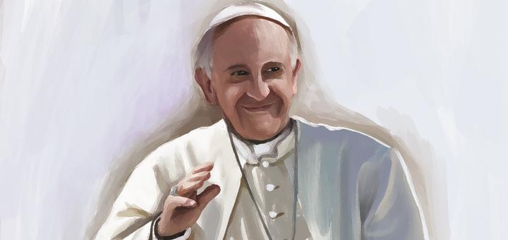 """Pope Francis Speaks to Priests"" by Bishop Robert Barron (CatholicMom.com)"