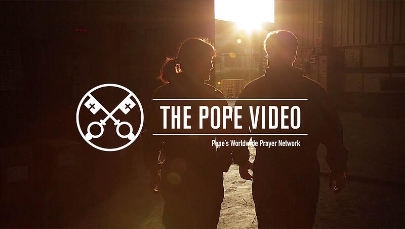 From the Pope's Worldwide Prayer Network