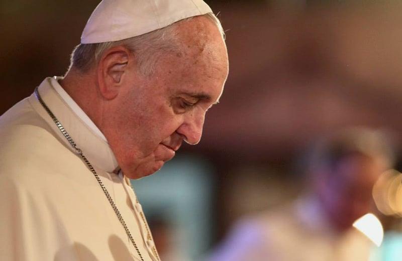 """Loving Lent with Pope Francis"" by Melanie Jean Juneau (CatholicMom.com)"