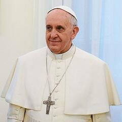 Pope Francis, March 2013
