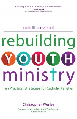 Rebuilding Youth Ministry cover