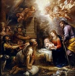 Rizi - Adoration of Shepherds - Restored Tradtions