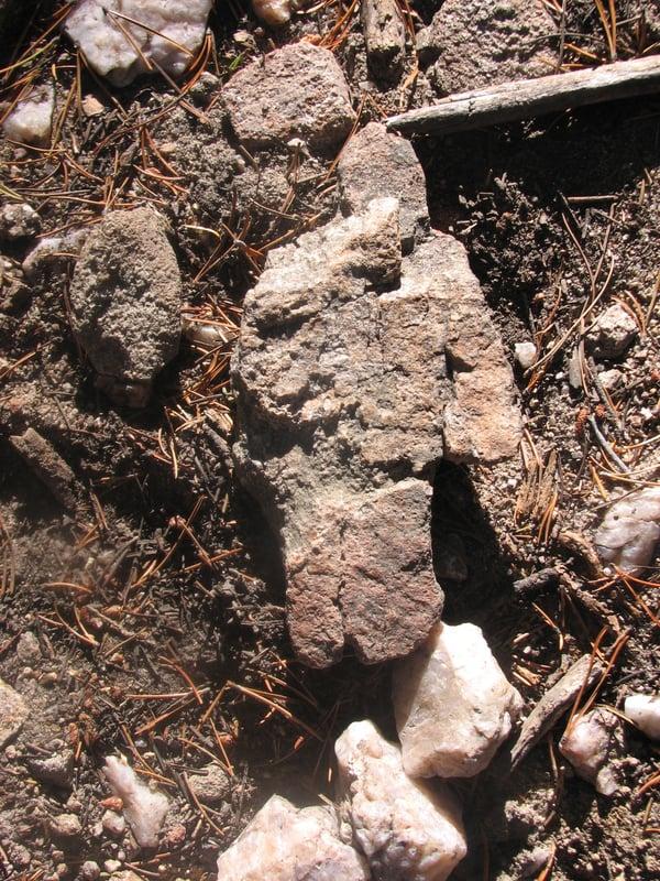 """Never Enough Rocks"" by Nancy Jo Sullivan (CatholicMom.com)"