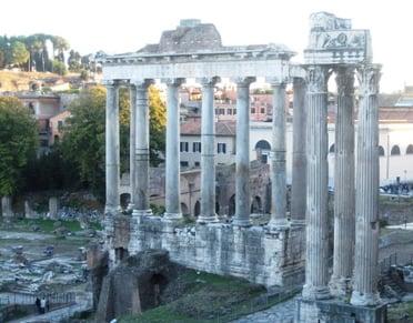 Roman Forum 2010