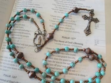Rosary by CelesteZepponi