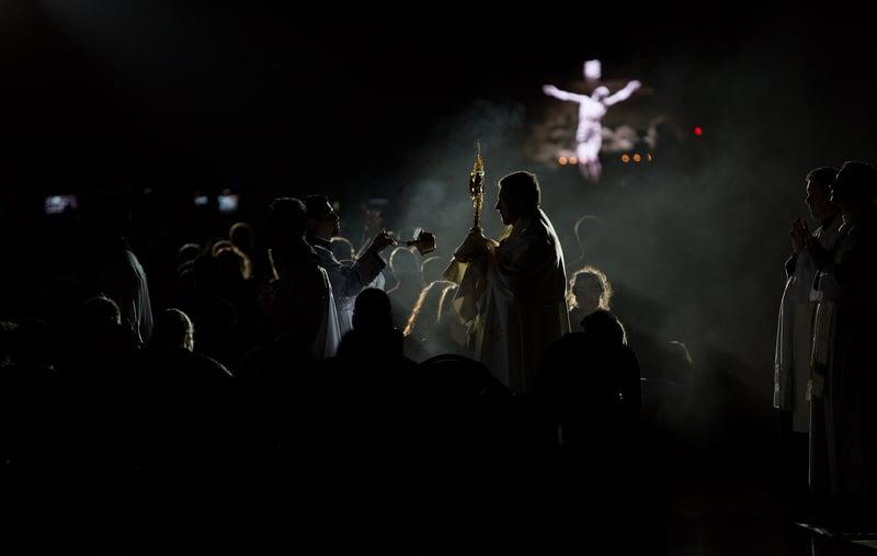 """Souls Ignited at SEEK2017"" by FOCUS (CatholicMom.com)"