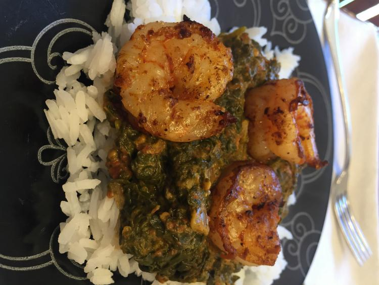 """Meatless Friday: Simple Saag"" by Erin McCole Cupp (CatholicMom.com)"