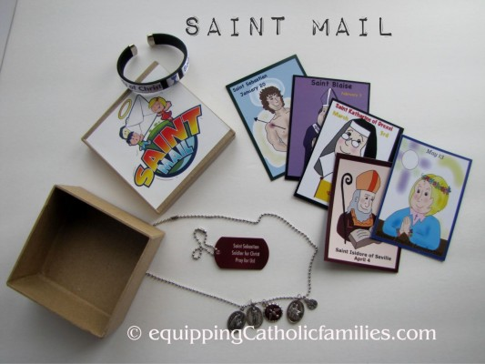 Saint Mail