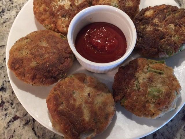 """Meatless Friday: Salmon Patties"" by Cynthia T. Toney (CatholicMom.com)"