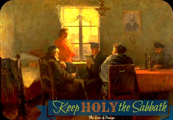 Sanuel Hirszenberg - Sabbath Rest