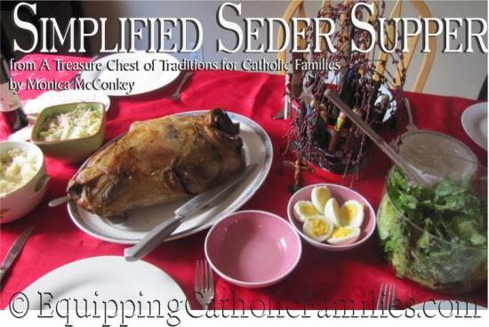 Simplified Seder