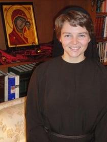 Sister Faith Marie Woolsey