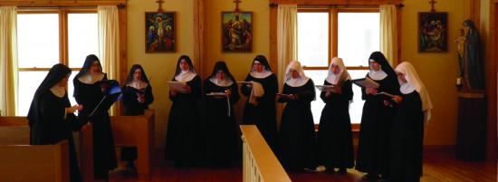 The Benedictines of Mary