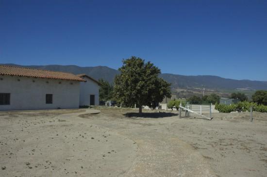 Mission Soledad – Back View